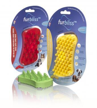 Two Furbliss blisters with product