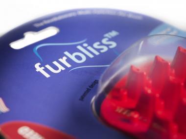Furbliss blister close-up