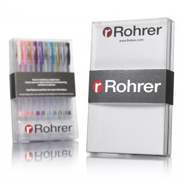 Rohrer Pen Box